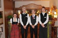 Vysvědčení jsme převzali na stáži v Bavorsku