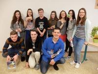 19. ročník euroškolácké recitační soutěže se opravdu vydařil :):)