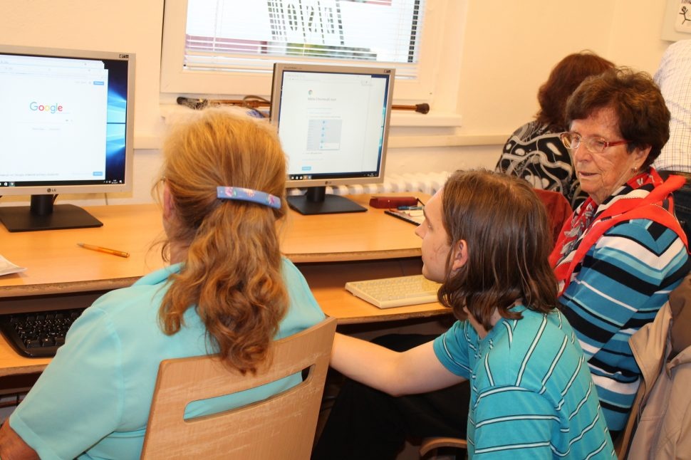 Počítačové kurzy EA3V podpořené městem Česká Lípa