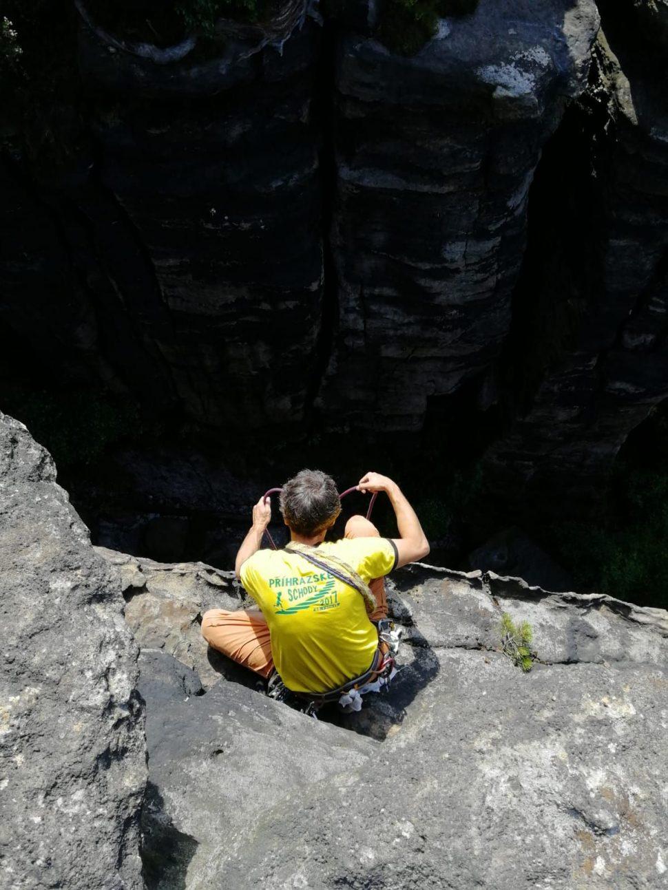 Kurz lezení