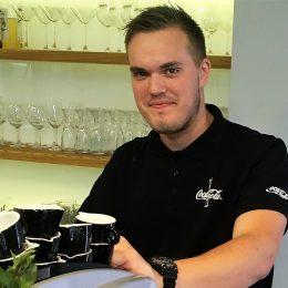 Jakub Novotný - gastronom, rybář a policista