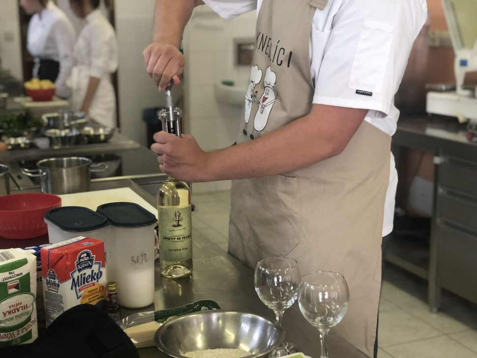 Vaření sKnedlíky