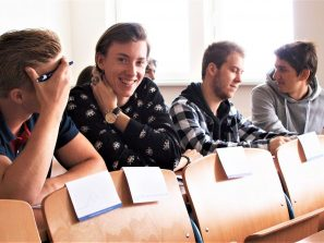 Trochu jiná exkurze aneb jak to vidí univerzitní profesoři