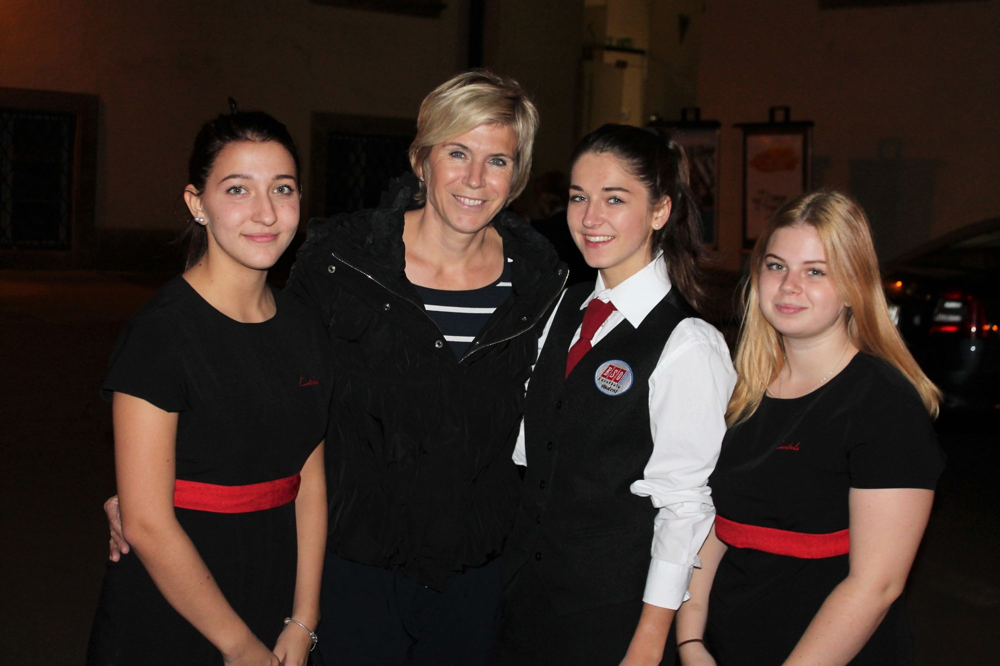 Euroškoláci v Klementinu
