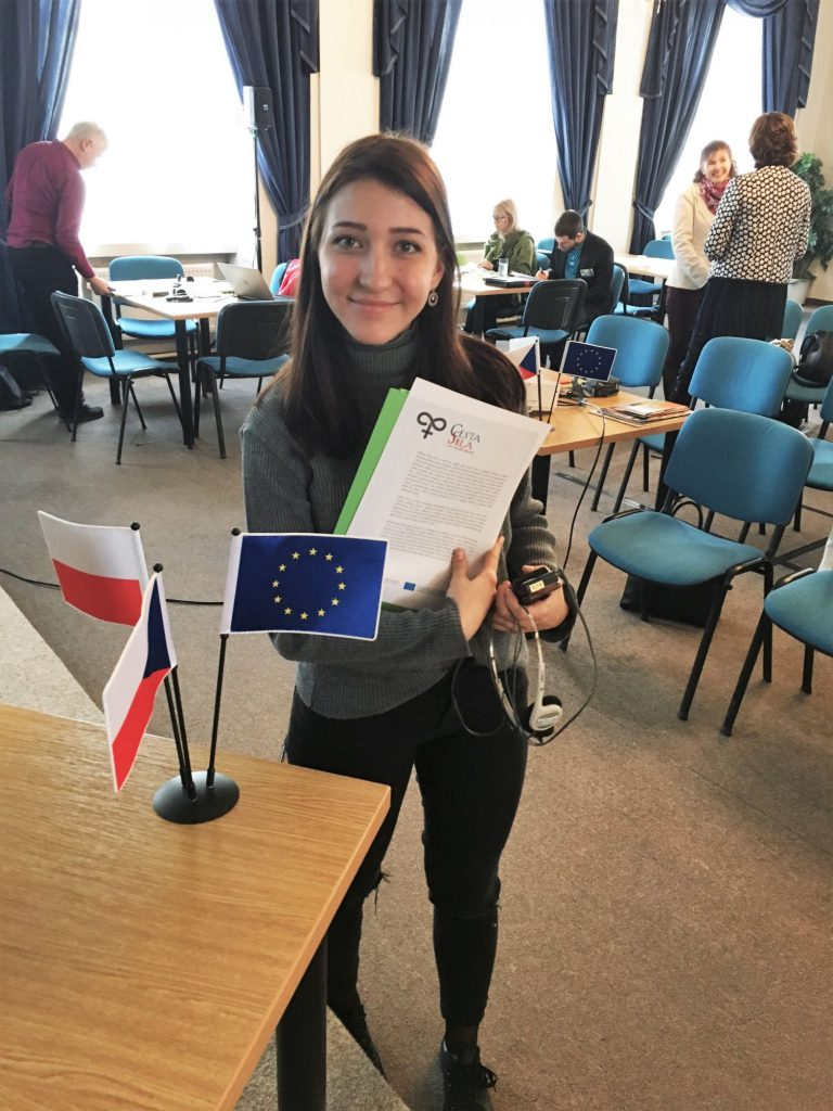 Cesta skla v česko-polském příhraničí