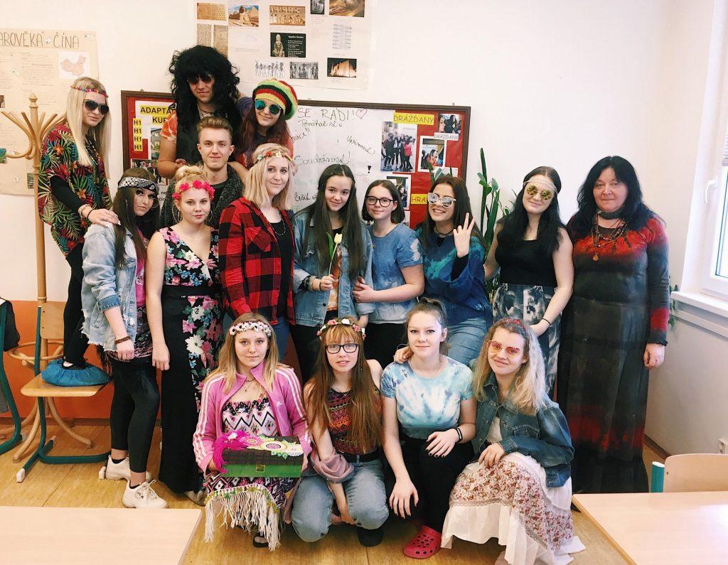 Návrat do dob hippies