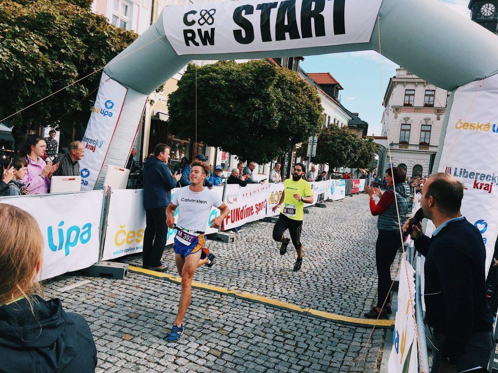 Českolipský City Cross Run & Walk