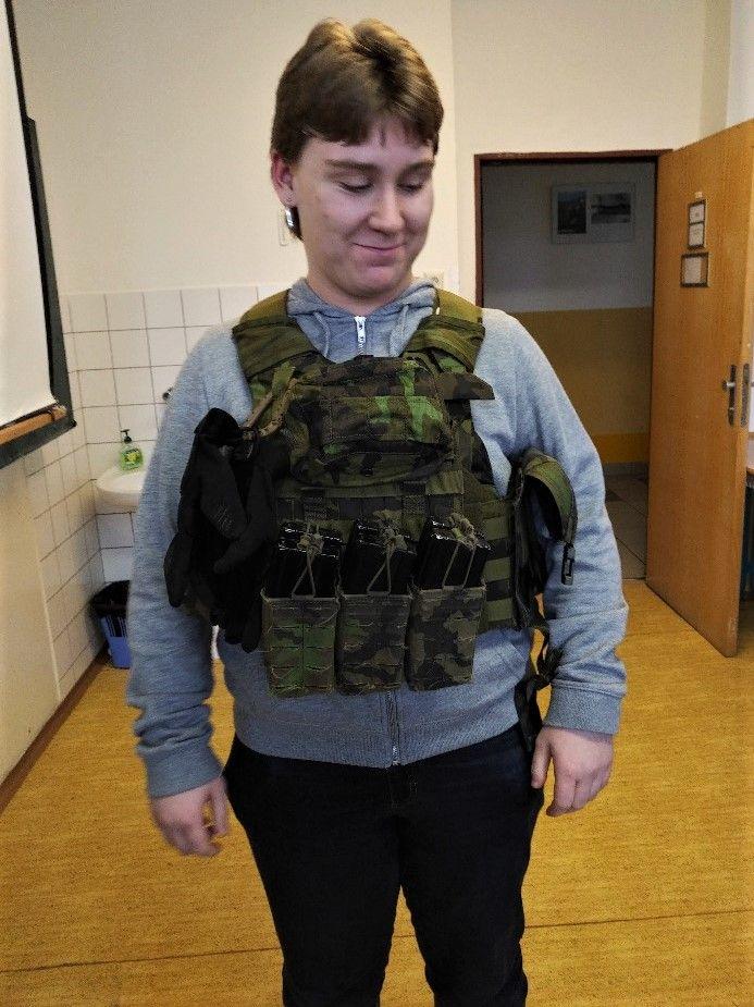Lukášova cesta k armádě