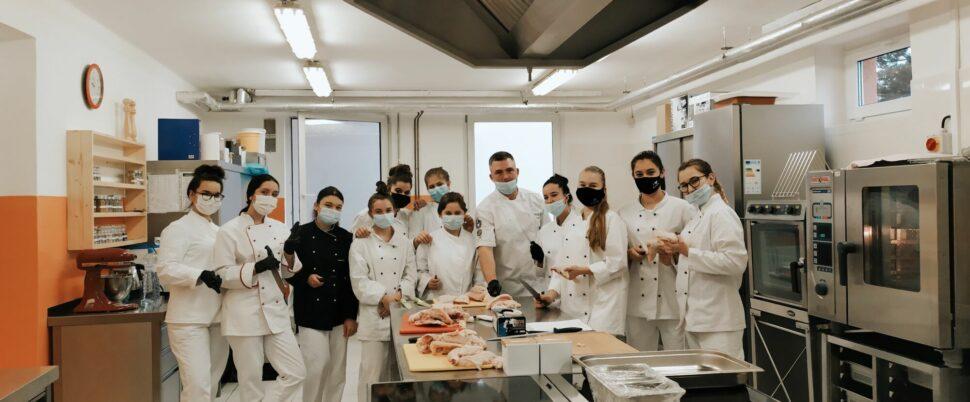 Kurz vaření s šéfkuchařem Michalem Pitkem